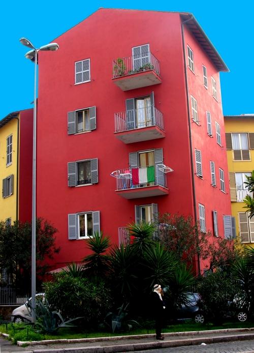 7T La casa rossa